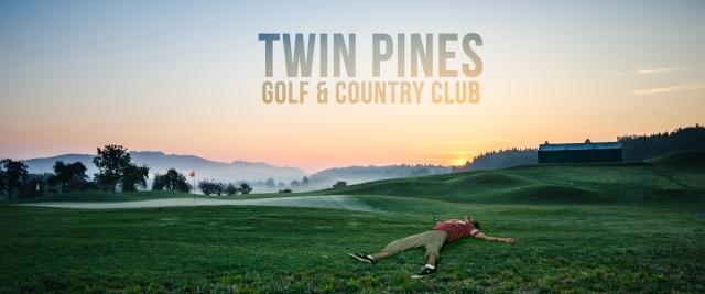Twin pines wallpaper 2